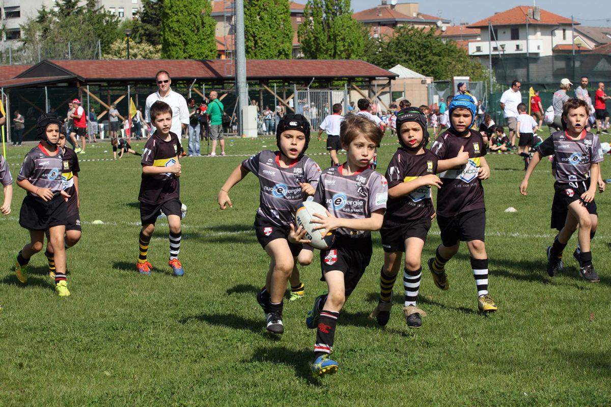 Rugby Rho Mini Rugby Sport Bambini